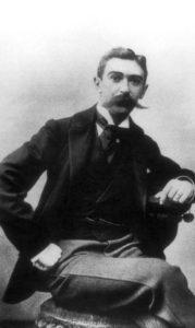 Toynbee Hall's Olympic Heritage: Pierre de Coubertin